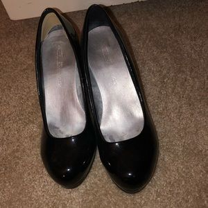 Small Black Heels !!!!